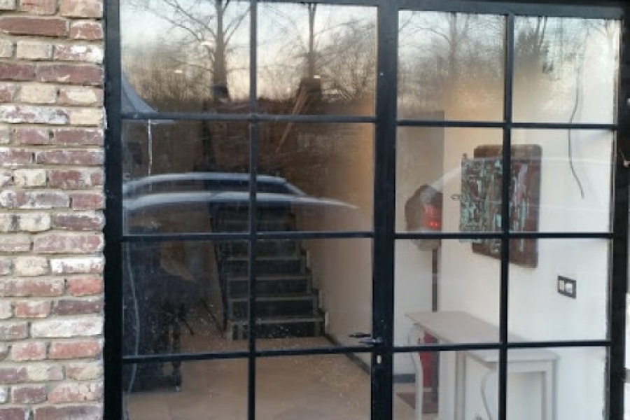 Photos ferronnerie de pierre et jardin for Porte de jardin fer
