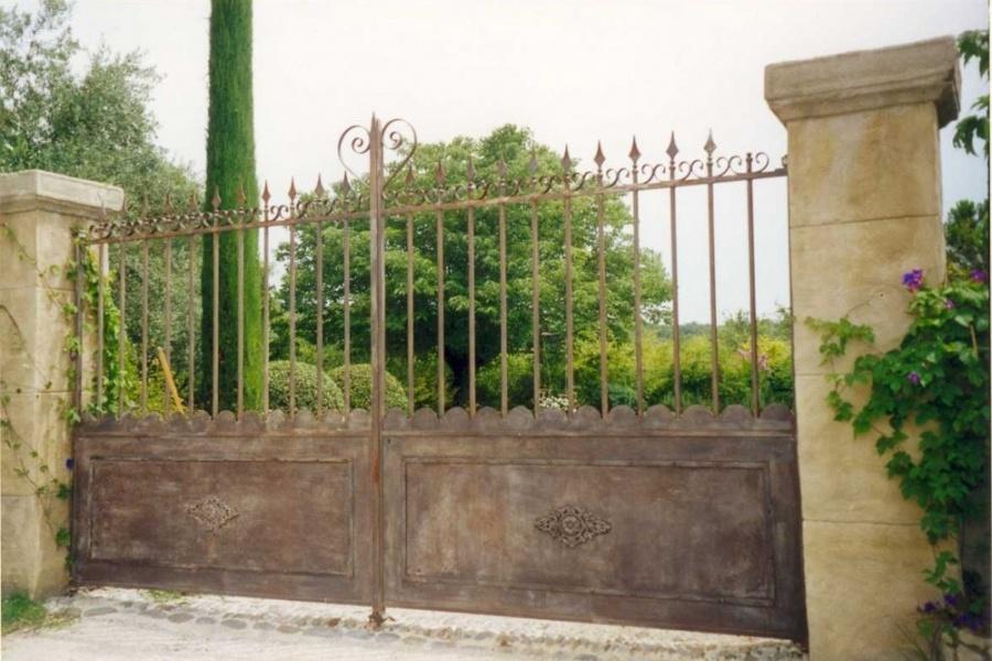 grille provençale